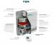 Вентиляционная установка Бризер Tion O2 Standart 0