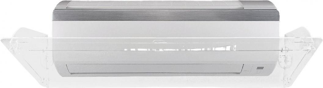 Защитный экран настенный - Дефлектор ДНП-1200